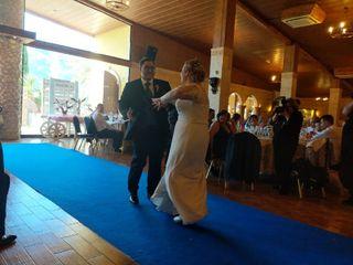 La boda de Rosa y José