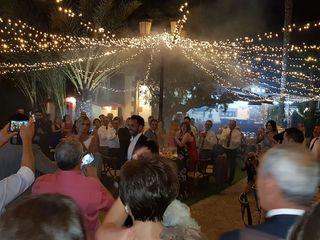 La boda de Ernesto y Jennifer  1