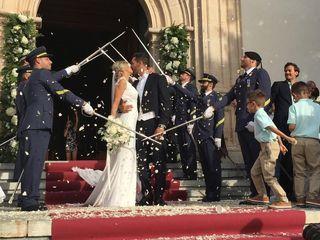 La boda de Ernesto y Jennifer