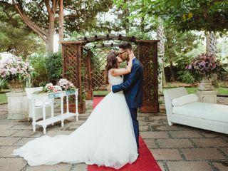La boda de Judith y Alex