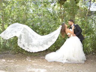 La boda de Lidia y Antonio