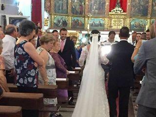 La boda de Maria del Carmen y Alberto 3