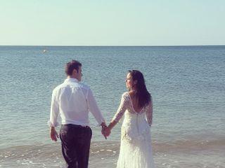 La boda de Maria del Carmen y Alberto
