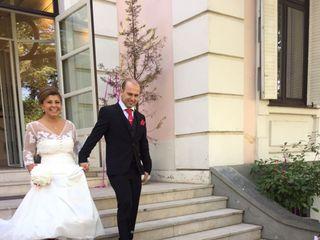 La boda de Fabiola y Fabian