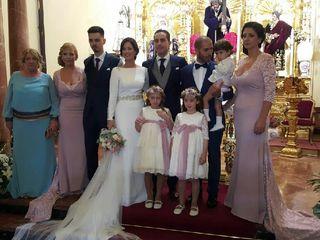 La boda de Patri y Santi