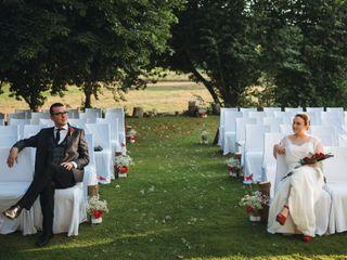 La boda de Cristina y Eudald