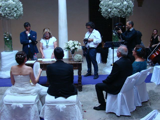 La boda de Alberto y Mari Carmen en Lorca, Murcia 3