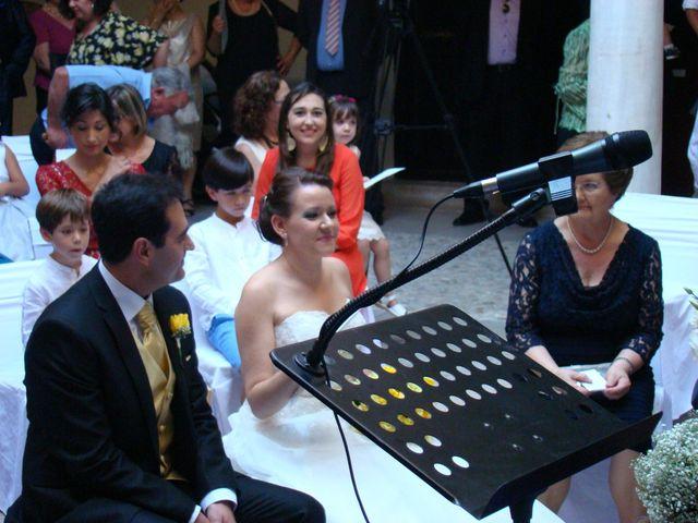 La boda de Alberto y Mari Carmen en Lorca, Murcia 4