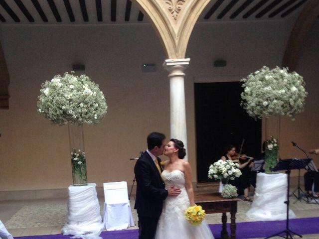 La boda de Alberto y Mari Carmen en Lorca, Murcia 6