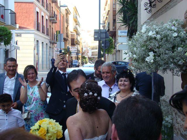 La boda de Alberto y Mari Carmen en Lorca, Murcia 7