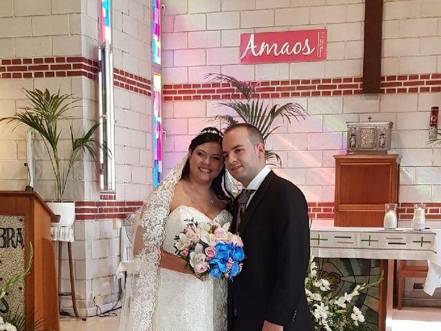 La boda de Daniel  y Yolanda en Málaga, Málaga 8