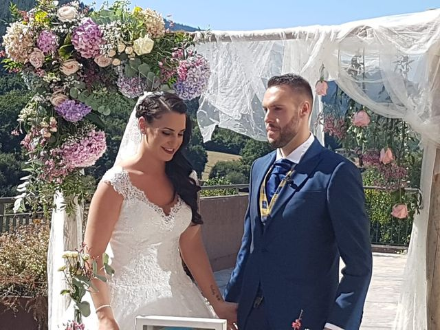 La boda de Manu y Agurtzane
