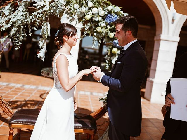 La boda de Sara Castañeda y Pedro Sepúlveda