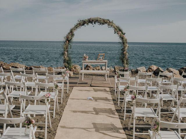 La boda de Ela y Javier  en Torre Del Mar, Málaga 2