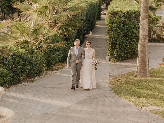 La boda de Ela y Javier  en Torre Del Mar, Málaga 5
