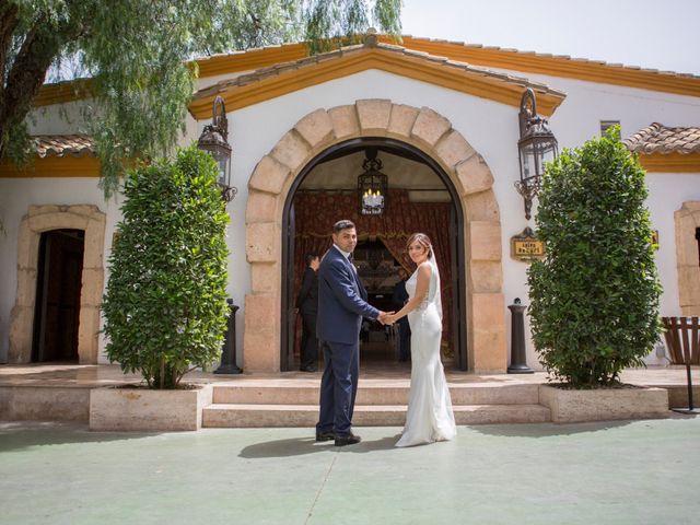 La boda de Karen y Ruben