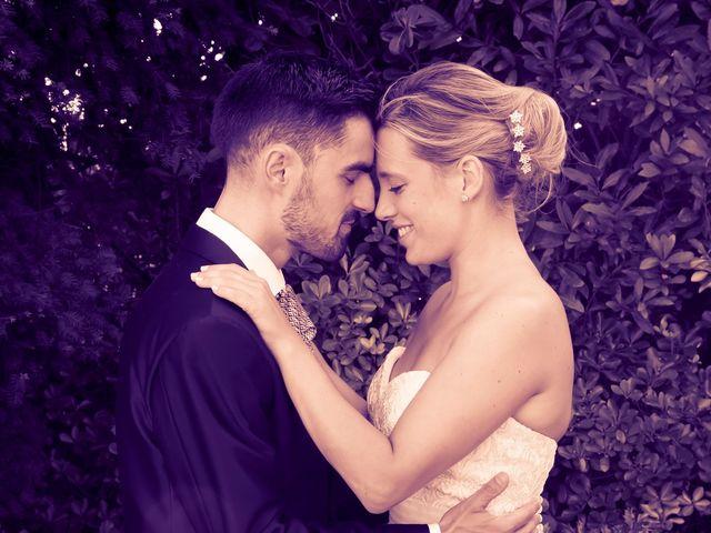 La boda de Samanta y Pedro
