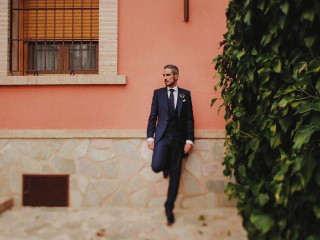 La boda de Alberto y Raquel en Torrenueva, Ciudad Real 22