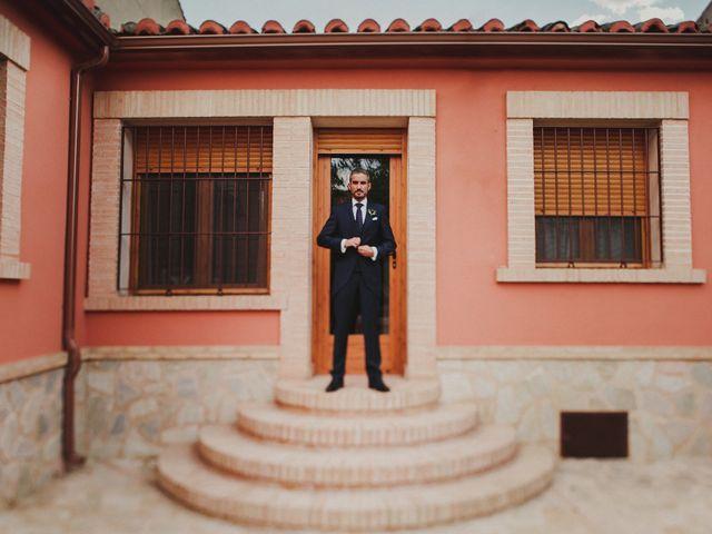 La boda de Alberto y Raquel en Torrenueva, Ciudad Real 24
