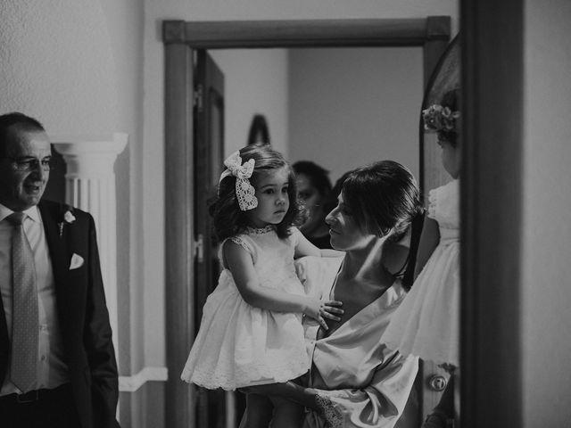 La boda de Alberto y Raquel en Torrenueva, Ciudad Real 34