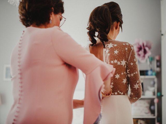 La boda de Alberto y Raquel en Torrenueva, Ciudad Real 43
