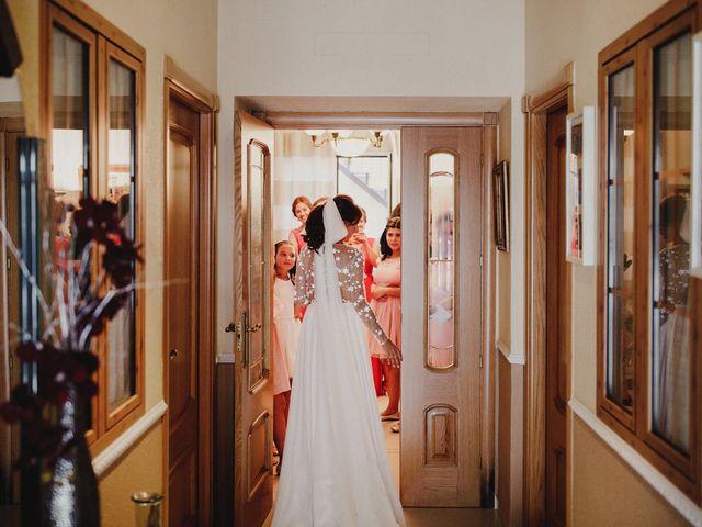 La boda de Alberto y Raquel en Torrenueva, Ciudad Real 64