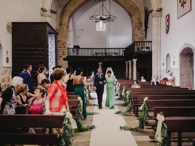 La boda de Alberto y Raquel en Torrenueva, Ciudad Real 75