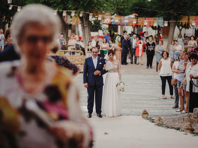 La boda de Alberto y Raquel en Torrenueva, Ciudad Real 79