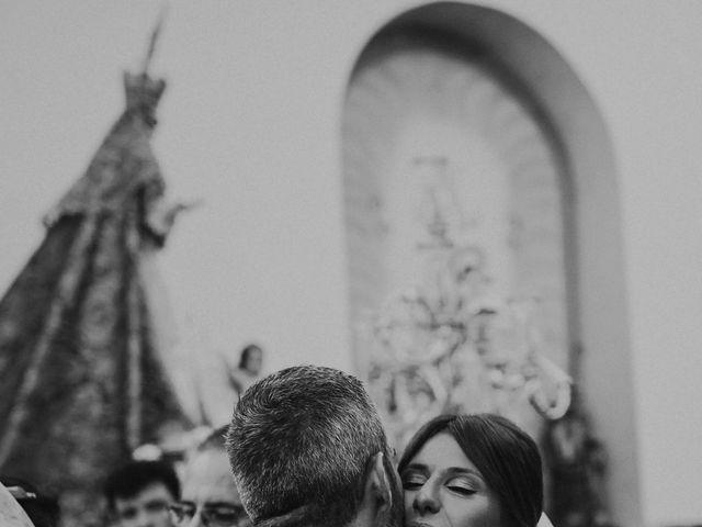La boda de Alberto y Raquel en Torrenueva, Ciudad Real 88
