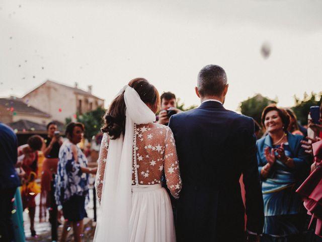 La boda de Alberto y Raquel en Torrenueva, Ciudad Real 110