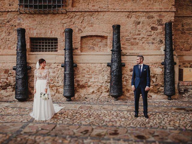 La boda de Alberto y Raquel en Torrenueva, Ciudad Real 111
