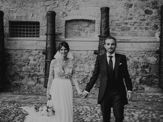 La boda de Alberto y Raquel en Torrenueva, Ciudad Real 112