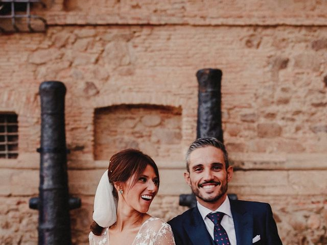 La boda de Alberto y Raquel en Torrenueva, Ciudad Real 113