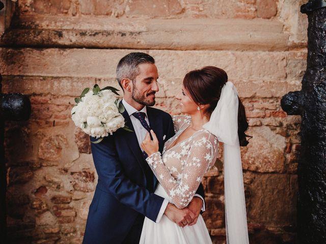 La boda de Alberto y Raquel en Torrenueva, Ciudad Real 118
