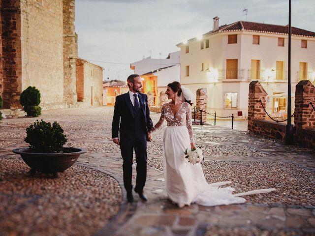 La boda de Alberto y Raquel en Torrenueva, Ciudad Real 126