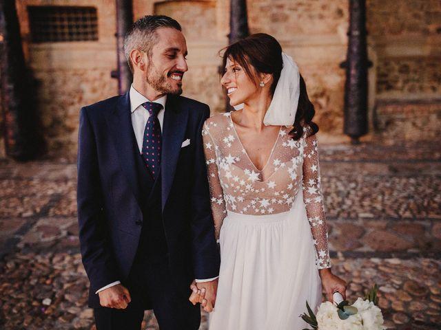 La boda de Alberto y Raquel en Torrenueva, Ciudad Real 128