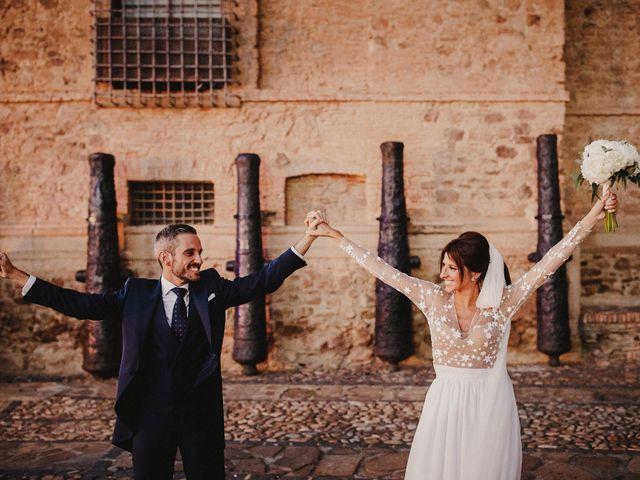 La boda de Alberto y Raquel en Torrenueva, Ciudad Real 129