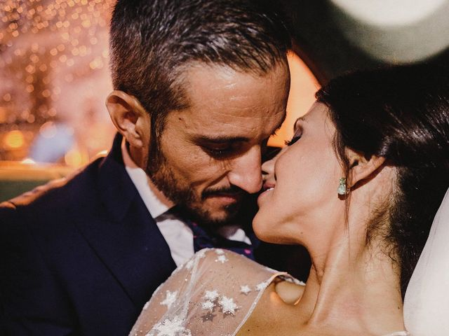 La boda de Alberto y Raquel en Torrenueva, Ciudad Real 130