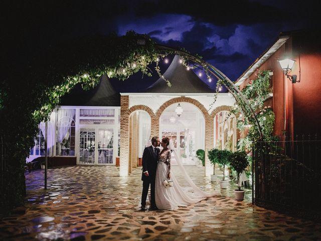 La boda de Alberto y Raquel en Torrenueva, Ciudad Real 131