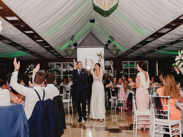 La boda de Alberto y Raquel en Torrenueva, Ciudad Real 146