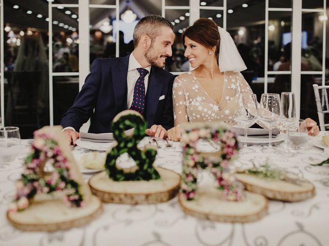 La boda de Alberto y Raquel en Torrenueva, Ciudad Real 153