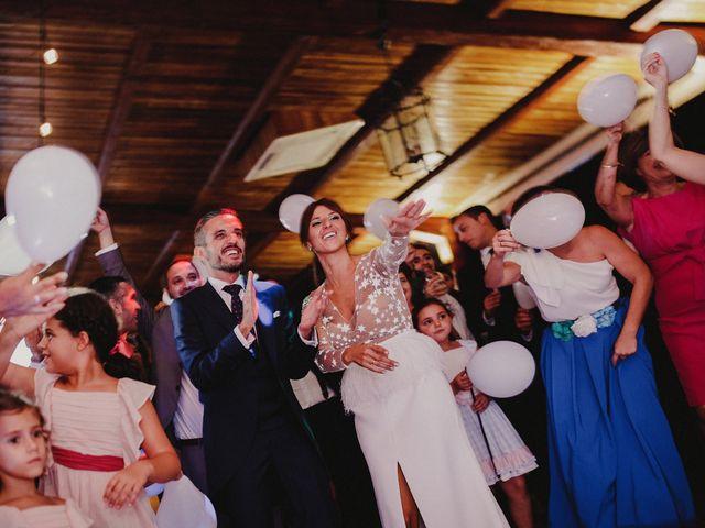 La boda de Alberto y Raquel en Torrenueva, Ciudad Real 168