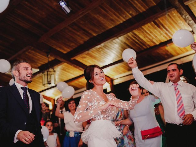 La boda de Alberto y Raquel en Torrenueva, Ciudad Real 169