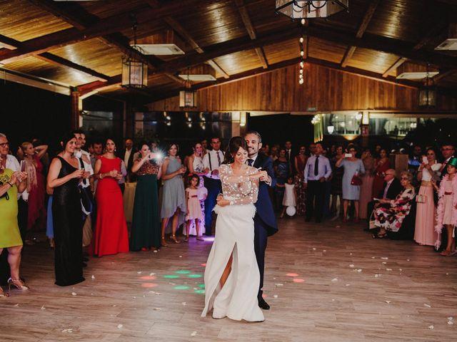 La boda de Alberto y Raquel en Torrenueva, Ciudad Real 172