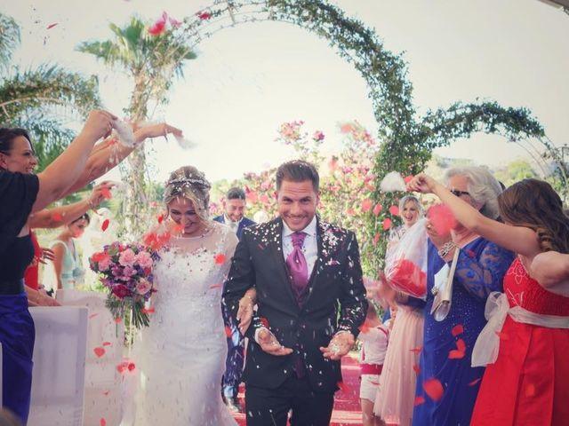La boda de Álvaro y Montse en Alora, Málaga 10