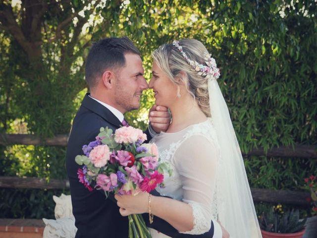 La boda de Álvaro y Montse en Alora, Málaga 12