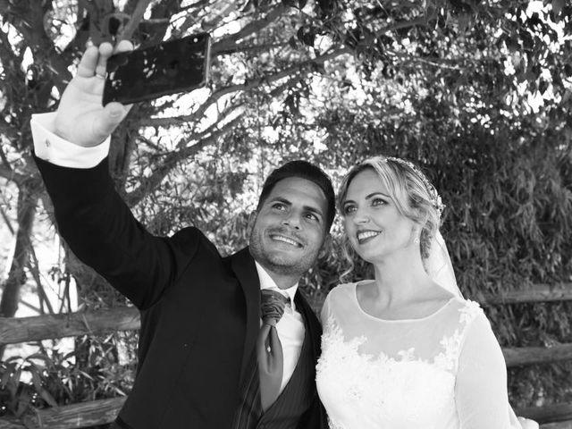 La boda de Álvaro y Montse en Alora, Málaga 17