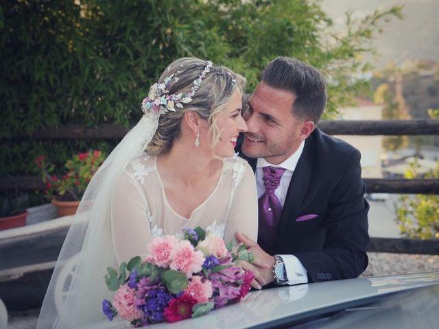 La boda de Álvaro y Montse en Alora, Málaga 18