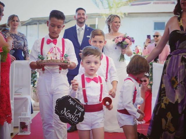 La boda de Álvaro y Montse en Alora, Málaga 21