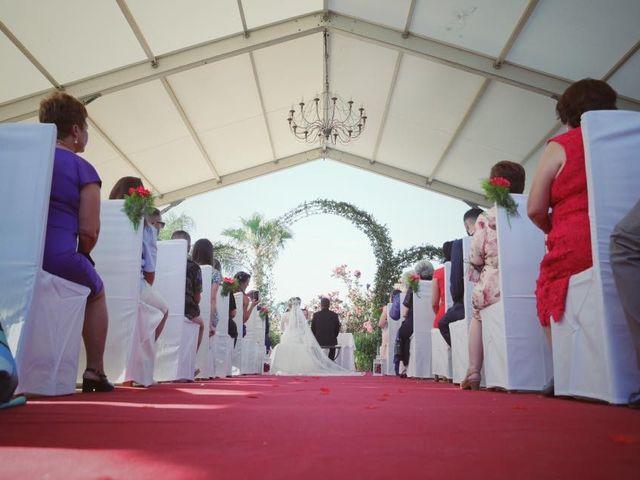 La boda de Álvaro y Montse en Alora, Málaga 27
